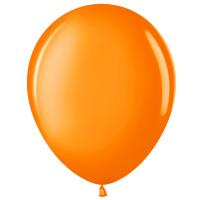 Шар (10''/25 см) Оранжевый (220), пастель, 100 шт.