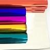 Упаковочная пленка (0,7*7,9 м) Металлик, Ассорти