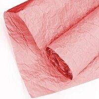 Упаковочная бумага (0,7*5 м) Эколюкс, Коралловый, 1 шт.