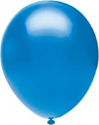 Шар (10''/25 см) Синий (804), пастель, 100 шт.