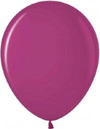 Шар (10''/25 см) Пурпурный (440), пастель, 100 шт.