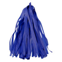 Гирлянда Тассел, Синий, 35*12 см, 12 листов