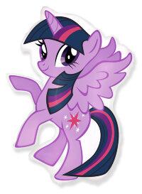 Шар (13''/33 см) Мини-фигура, My Little Pony, Лошадка Искорка, 5 шт.