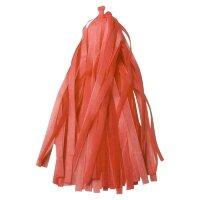 Гирлянда Тассел, Оранжевый, 35*12 см, 12 листов