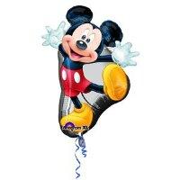 A Фигура На каждый день Микки танцующий 55см X 78см шар фольга