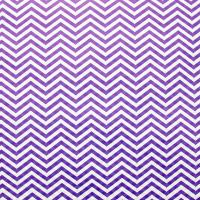 Упаковочная бумага, Крафт 70гр (0,5*10 м) Зигзаги, Фиолетовый, 1 шт.