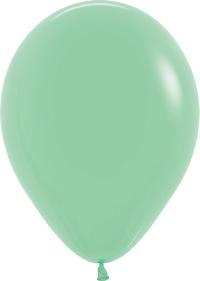Шар (12''/30 см) Мятный (026), пастель, 100 шт.