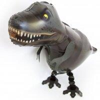 Шар (28''/71 см) Ходячая Фигура, Динозавр Тираннозавр, 1 шт.