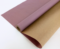 Упаковочная бумага, Крафт 40гр (0,7*10 м) Лаванда, 1 шт.