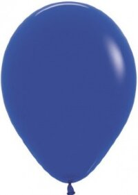 Шар (12''/30 см) Королевский синий (041), пастель, 50 шт.