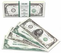 Деньги для выкупа, 1000 долларов