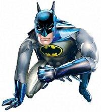 Шар (44''/112 см) Ходячая Фигура, Бэтмен, 1 шт. в упак.