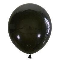 "M 12""/30см Декоратор BLACK 048 100шт шар латекс"