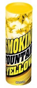 Дым желтый 30 сек. h -115 мм, 1 шт