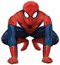 Шар (36''/91 см) Ходячая Фигура, Человек-паук, 1 шт. в упак.