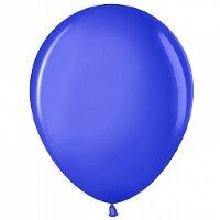 Шар (5''/13 см) Синий (250), пастель, 100 шт.