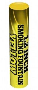 Дым желтый 60 сек. h -170 мм,
